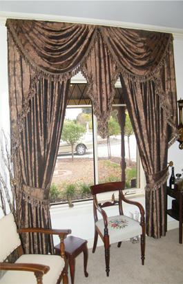 Window Curtains and Valances - Drapes and Curtains at The Curtain