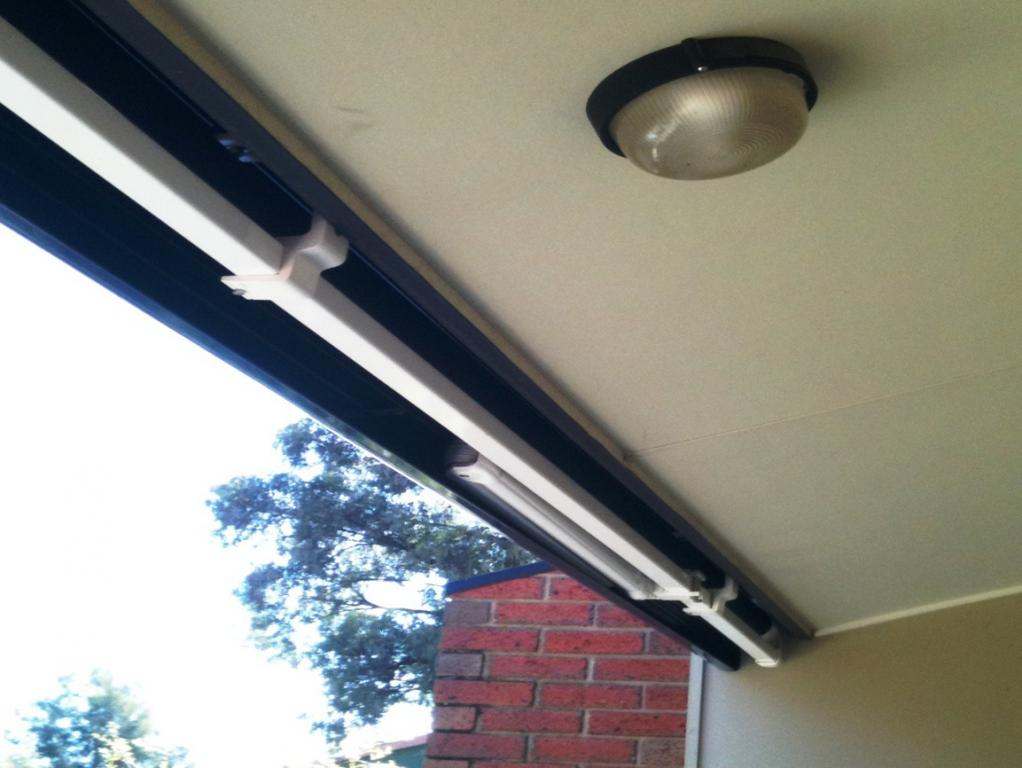 Folding Arm  Fixed Awnings by Andrew's Blinds  Awnings, Bankstown